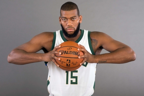 NBA: Milwaukee Bucks-Media Day